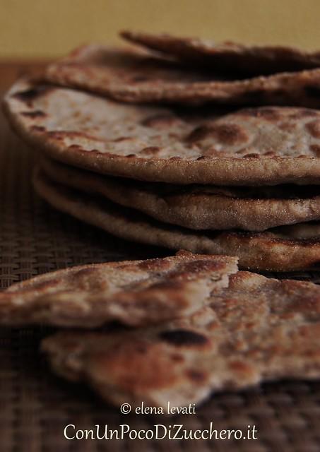 Pane piatto siriano 2