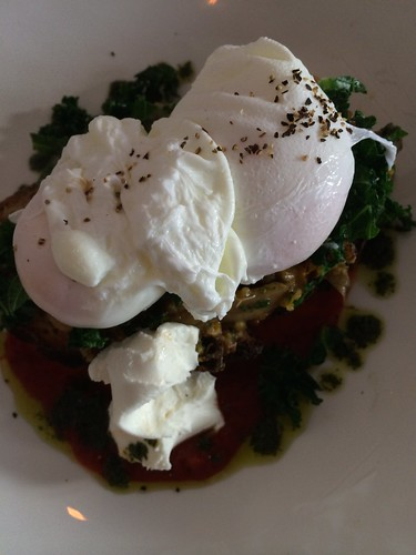 Veggie Breakfast - John Smith Cafe, Waterloo
