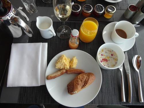 Frühstück Sofitel Vienna