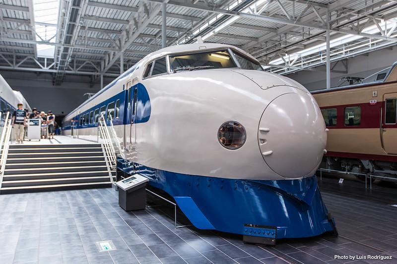 Serie 0 de shinkansen
