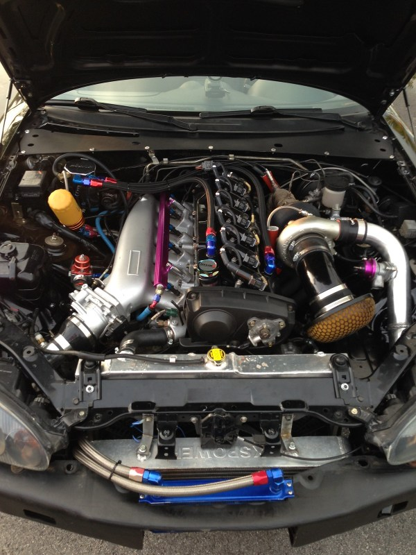 20+ Miata V6 Engine Conversion Pictures and Ideas on Weric
