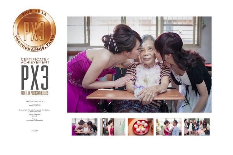 2014 px3 銅牌 婚攝 台北