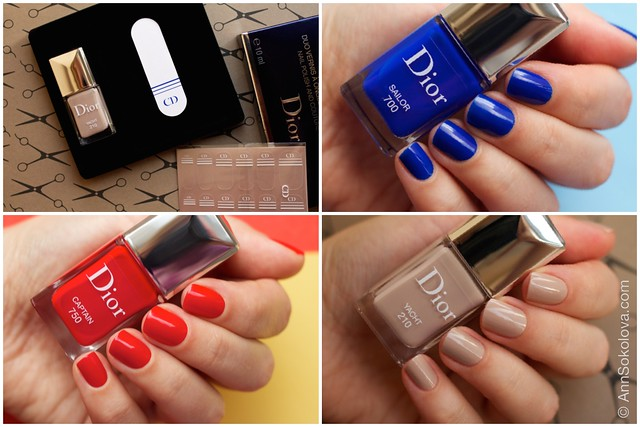 dior transat collection summer 2014 nail polish