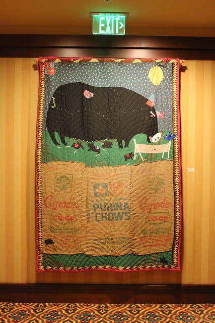 Quilt by Yvonne Wells