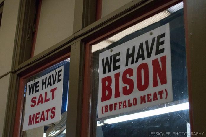 bison meat soulard farmer's market