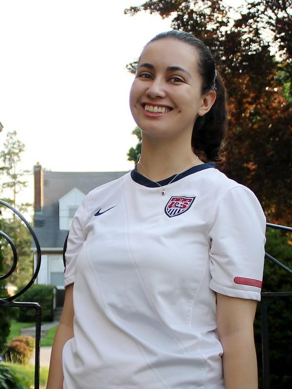 USA Jersey | Shades of Sarah