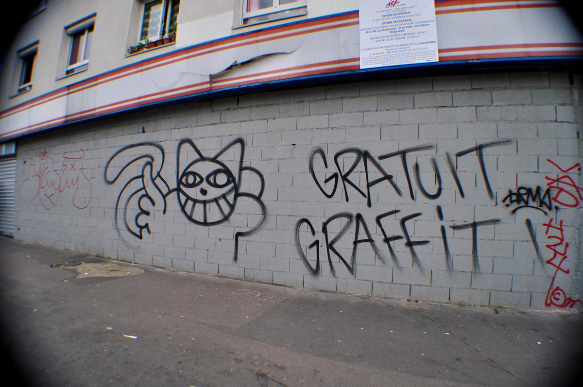 GRATUIT GRAFFITI