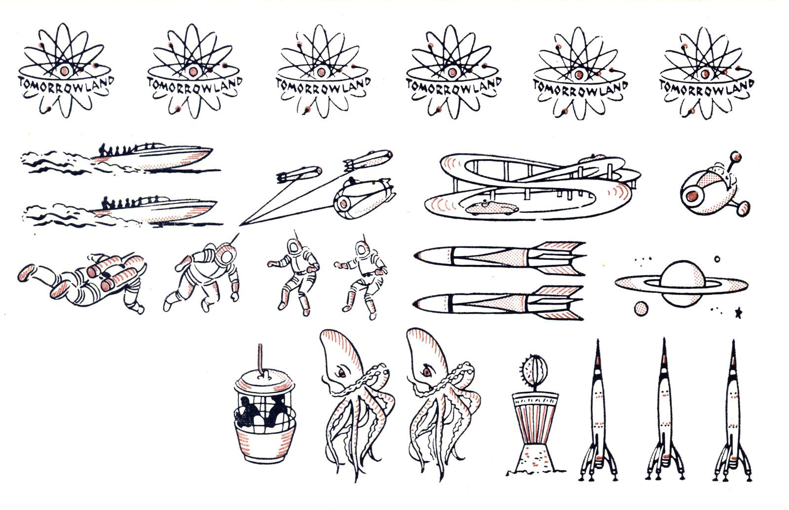 Disneyland Tattoos