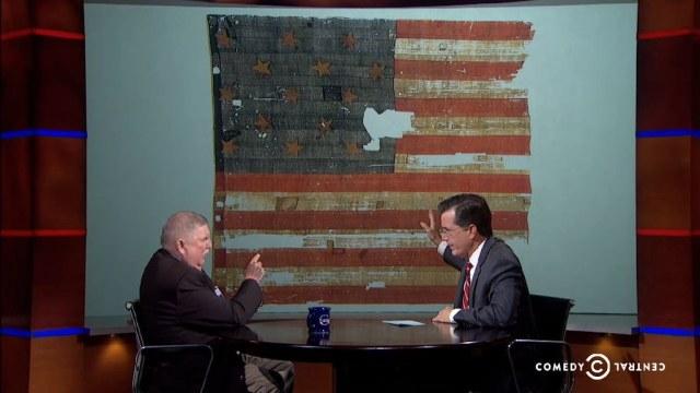 Stephen Colbert Star Spangled Banner