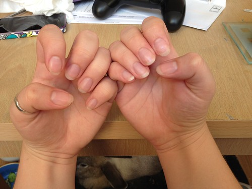 95. Don't Paint My Nails For a Month