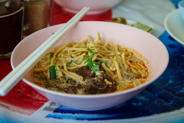 What is khao soi?