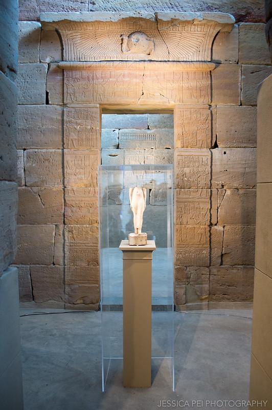 Priestess Temple of Dendur