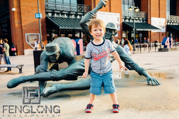Blog | Braves Game with Miles