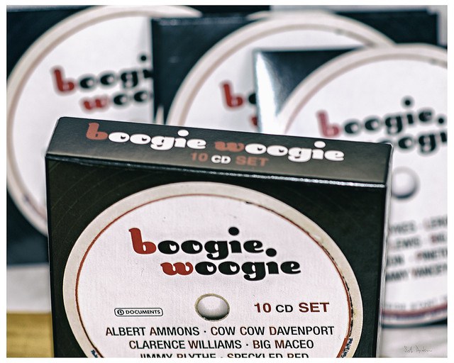 Boogie Woogie Box Set