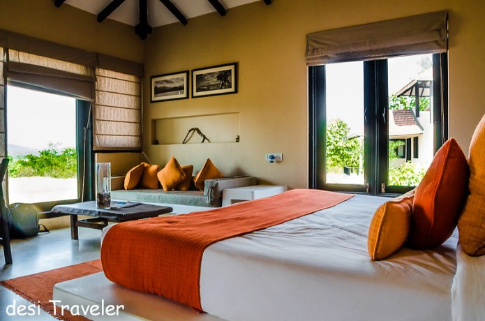 Villa Bedroom Denwa Backwater Escape Satpura