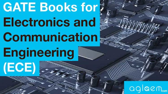GATE Books for ECE - Electronics and Communication Engineering
