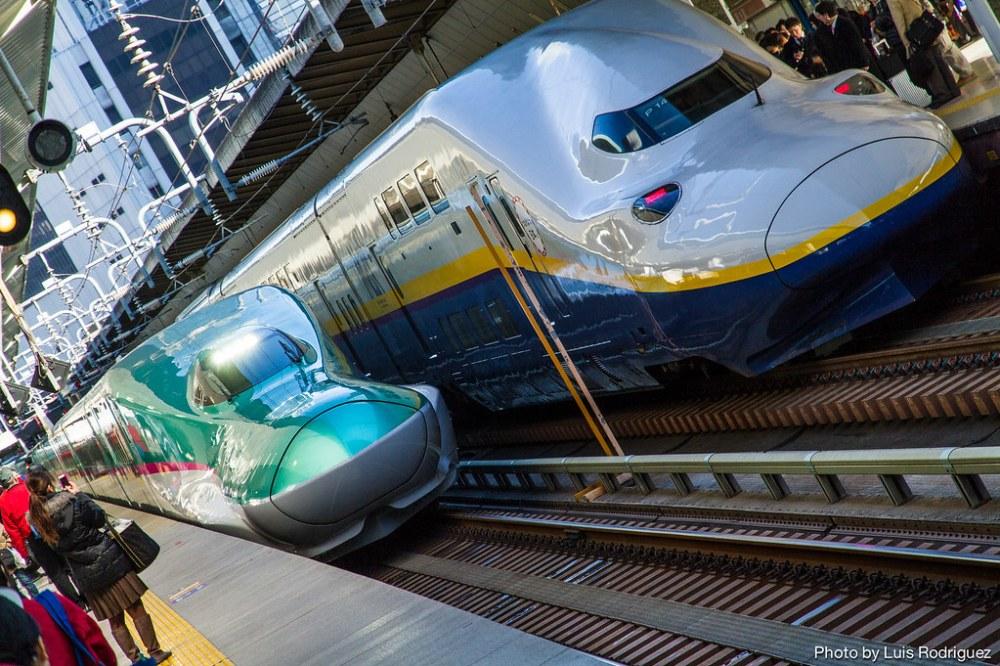 Shinkansen Series E5-58