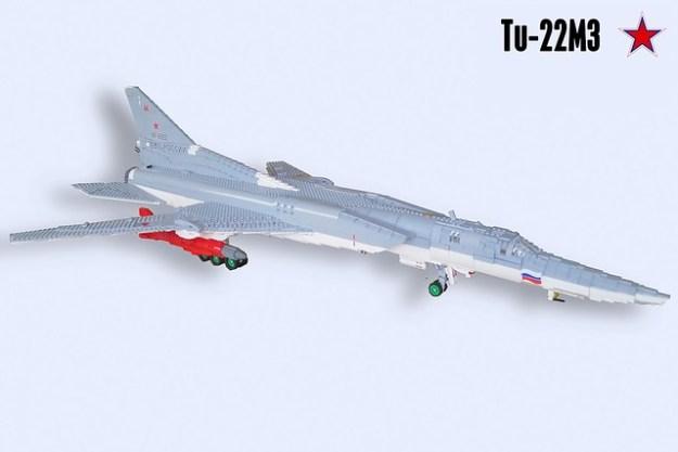 Tupolev Tu-22M3 Backfire-C 1
