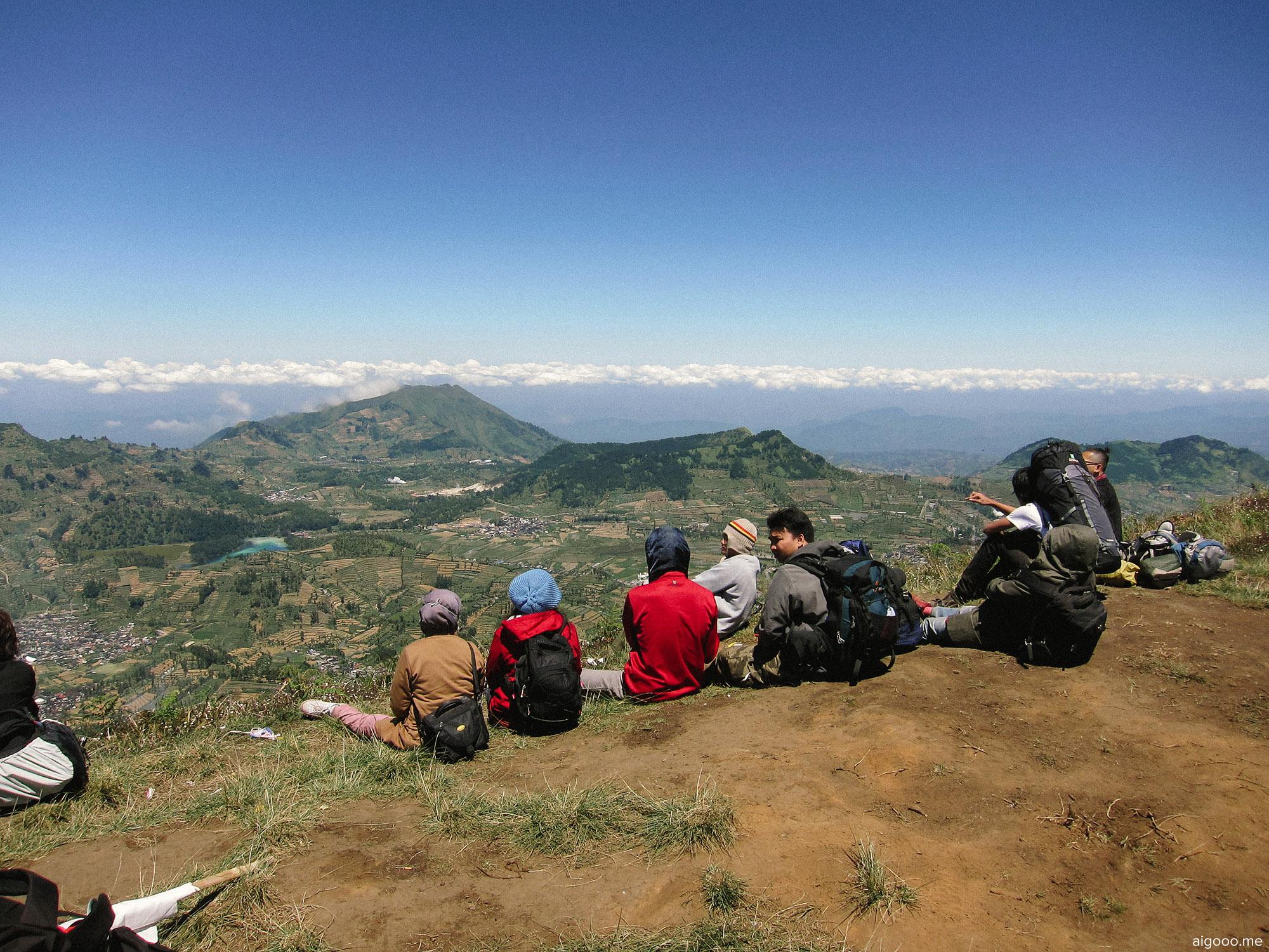 Mt. Prau, Dieng, Wonosob