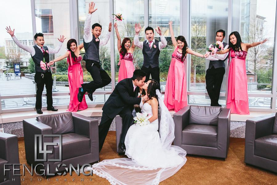Lien & Andy Bridal Session | Emory University | Atlanta Vietnamese Wedding Photography