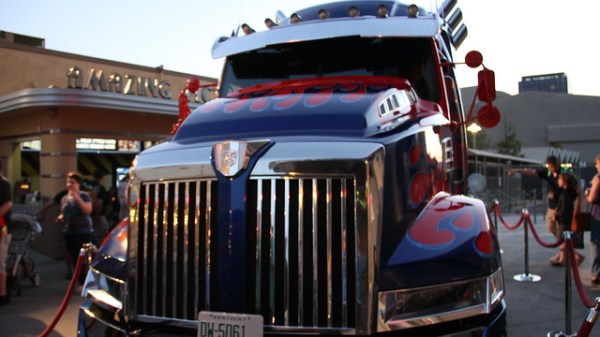 Transformers Fan Event at Universal Studios Hollywood