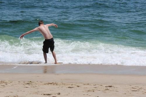 Beach Surf Board