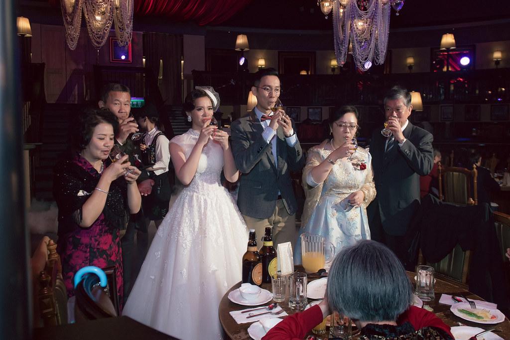 [Dear studio 德藝影像攝影]台北婚攝/台北金色三麥婚禮紀錄 -思瑋&懷云