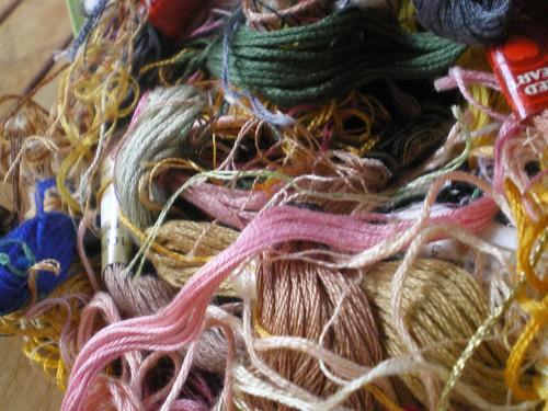 Entre poème et textile (2/2)