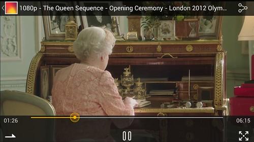 รับชมไฟล์วิดีโอ 1080p บน Alcatel OneTouch Idol Alpha