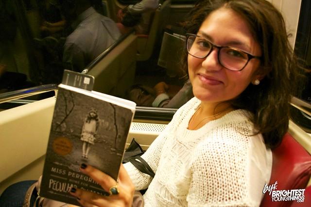 Reading on Metro