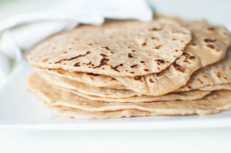 Whole Wheat Tortillas 3