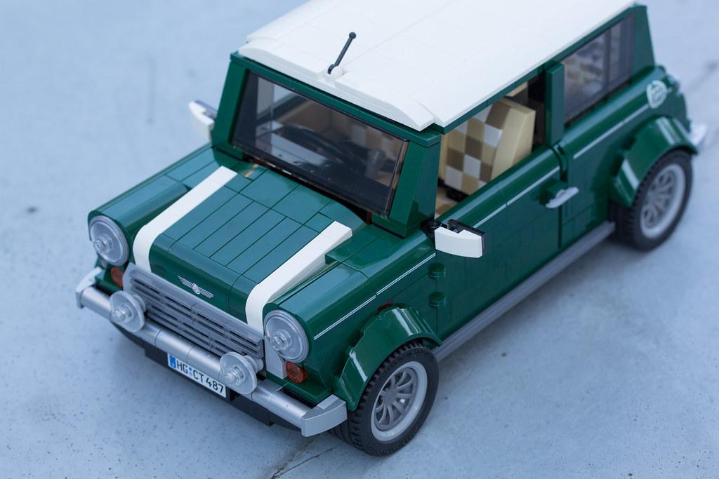 LEGO MINICOOPER 10242