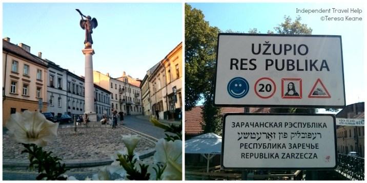 Uzupio, Vilnius