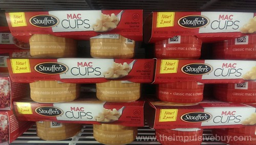 Stouffer's Mac Cups 1