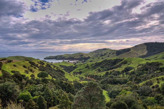 New Zealand HDR