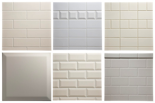 not all subway tile is created equal