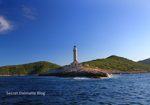 Stončica lighthouse