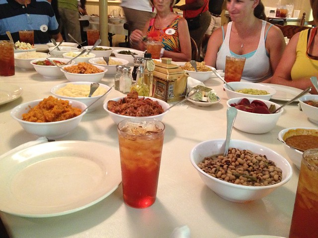 Mrs Wilkes Dining Room Deep Fried Kudzu