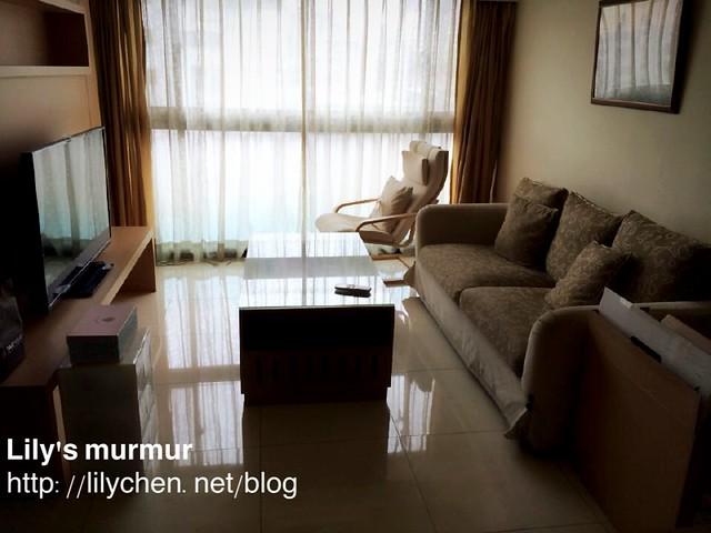 租到新家後,完全體認到「租屋靠緣份」是真的。
