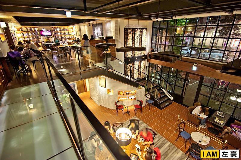 [食記] 高雄o鼓山區 卡啡那CAFFAINA COFFEE GALLERY(美術館店) – 跟著左豪吃不胖