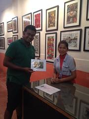 Sopheng Art Gallery, Siem Reap