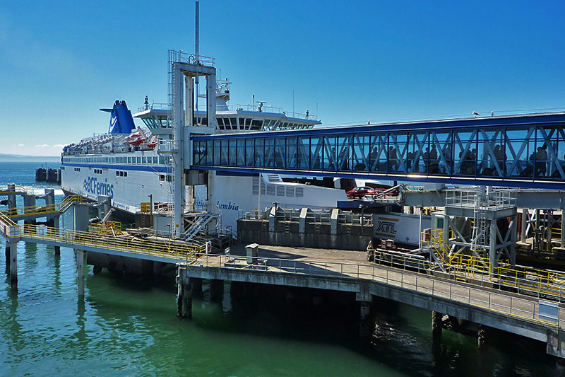 BC Ferry Vancouver Tsawwassen Vancouver Island News