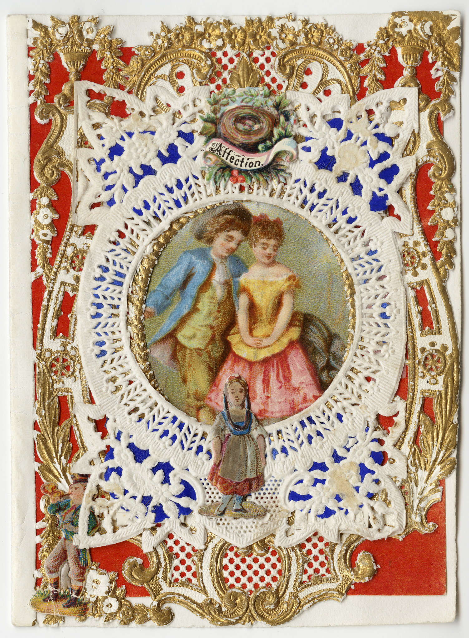From british antique dealers, genuine victorian valentines cards shipping throughout the uk and. Valentine's Day in the Victorian Era - 5-Minute History