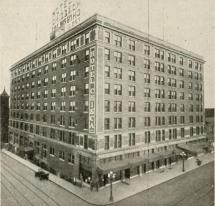 Chisca Hotel Memphis TN