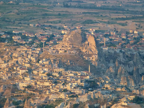 Turquie - jour 20 - Cappadoce, dans les airs et sous terre - 095 - Cappadoce en ballon