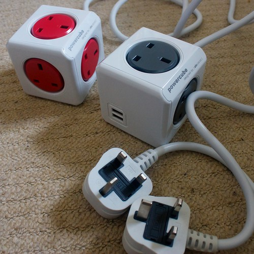 PowerCube Extended and PowerCube Extended USB