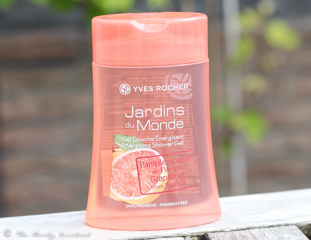 shower gel pink grapefruit