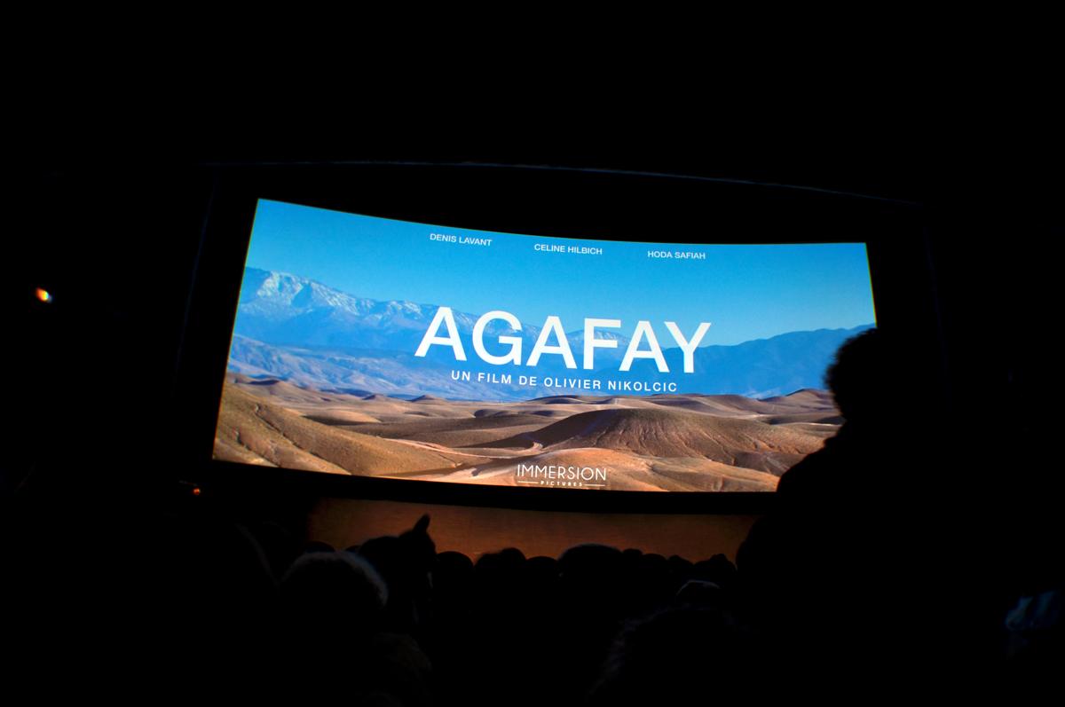 Agafay projection