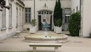 jardin de l'Hôtel Boussard