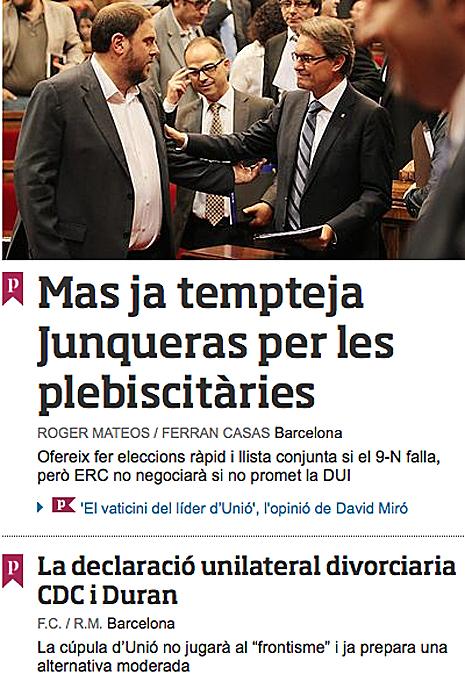 14h24 ara Divorcio a la catalana
